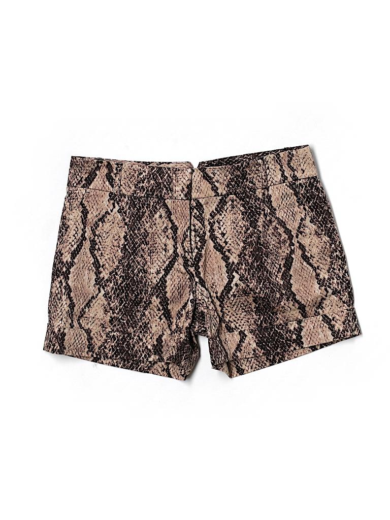 BCBGMAXAZRIA Women Dressy Shorts Size 4