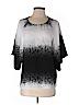 Fifteen Twenty Women Short Sleeve Blouse Size S