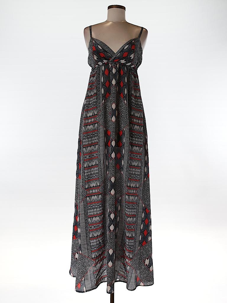 Gypsy 05 Women Silk Dress Size M