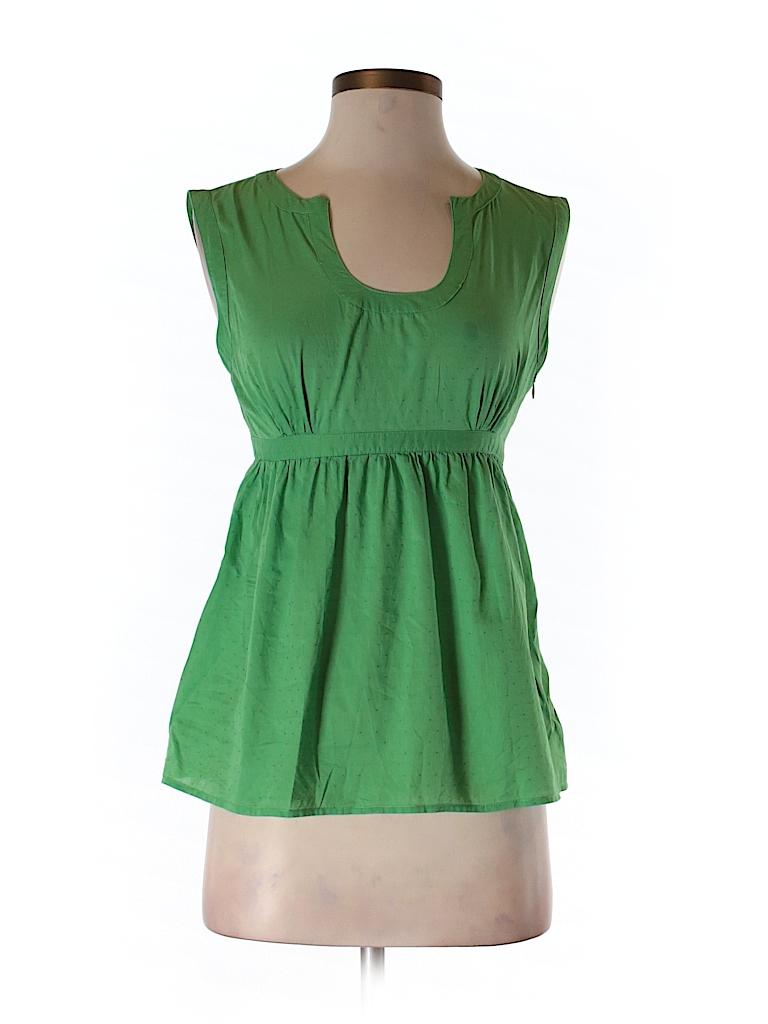 Banana Republic Factory Store Women Sleeveless Blouse Size 2