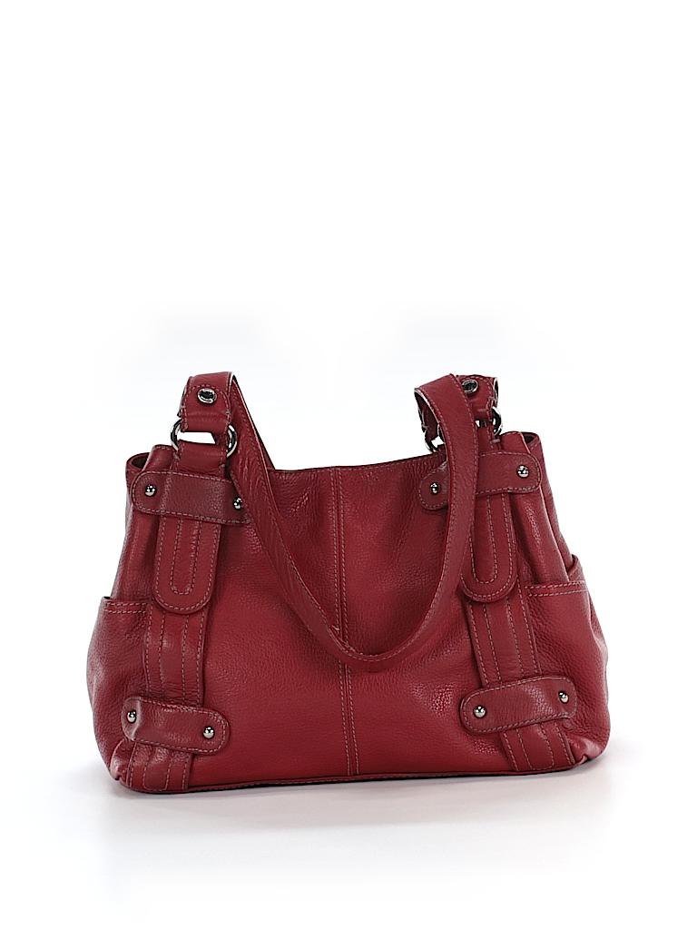 Pin It Tignanello Women Leather Shoulder Bag One Size