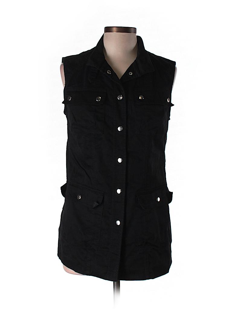 DKNY Women Vest Size 12
