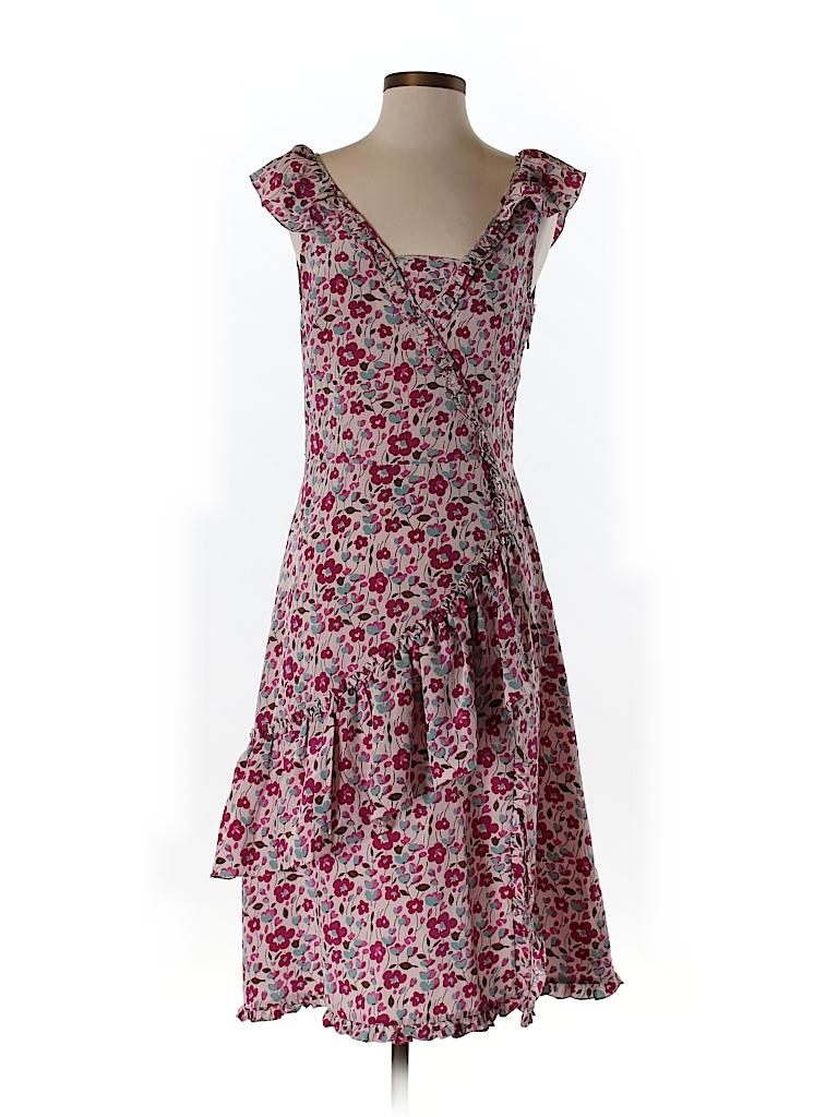 Marc by Marc Jacobs Women Silk Dress Size 6