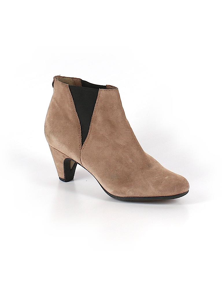 Sam Edelman Women Ankle Boots Size 8 1/2