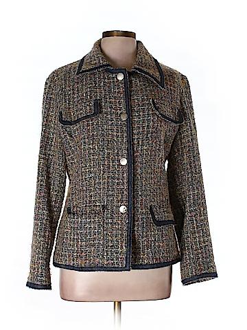 Firuze San Francisco Wool Coat Size L