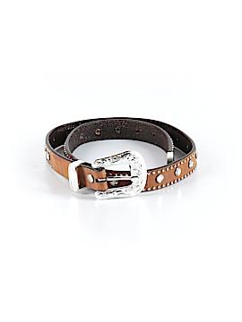 Nocona Belt Co. Leather Belt 28 Waist