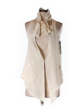 MYNE Sleeveless Silk Top Size 0