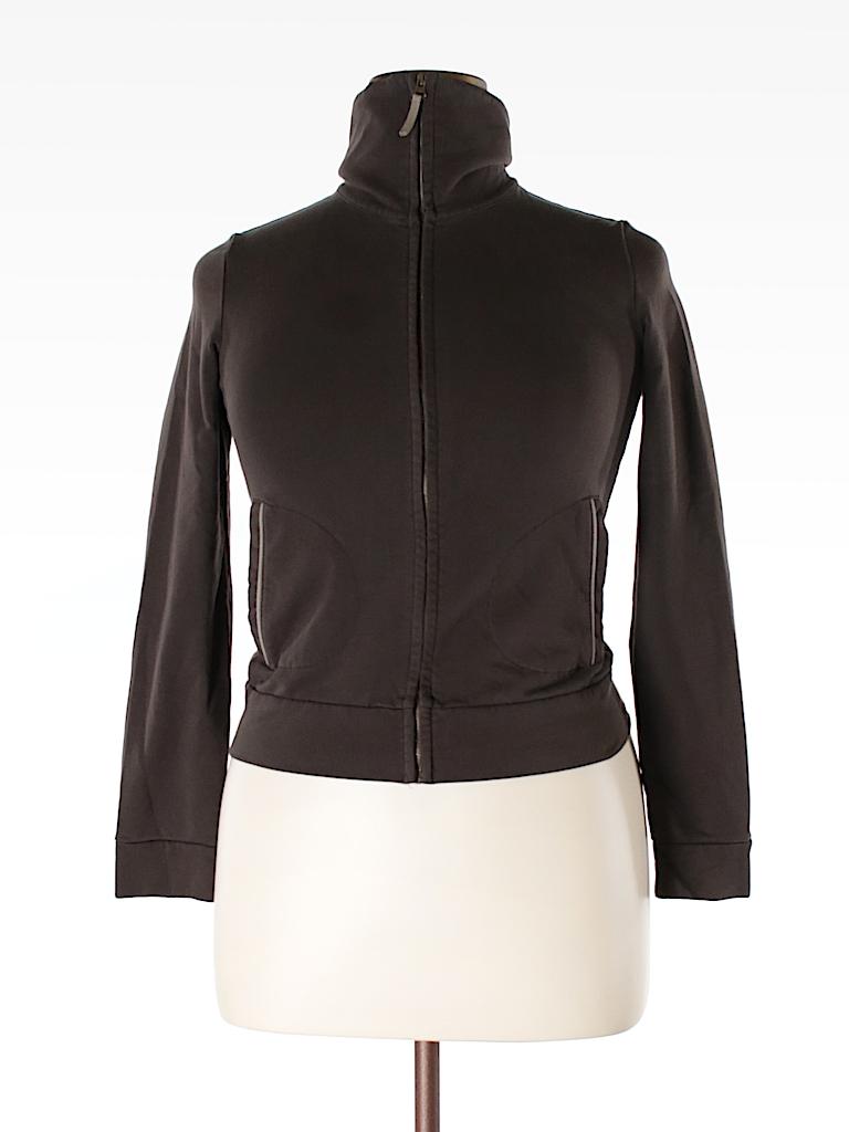Ann Taylor LOFT Women Zip Up Hoodie Size S