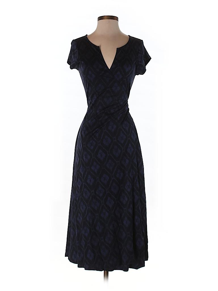 Banana Republic Women Silk Dress Size S