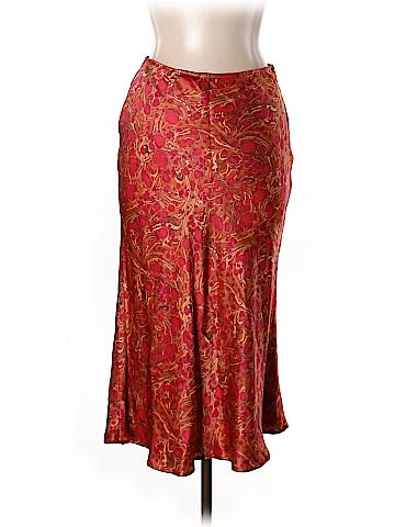 Tocca Silk Skirt Size 8