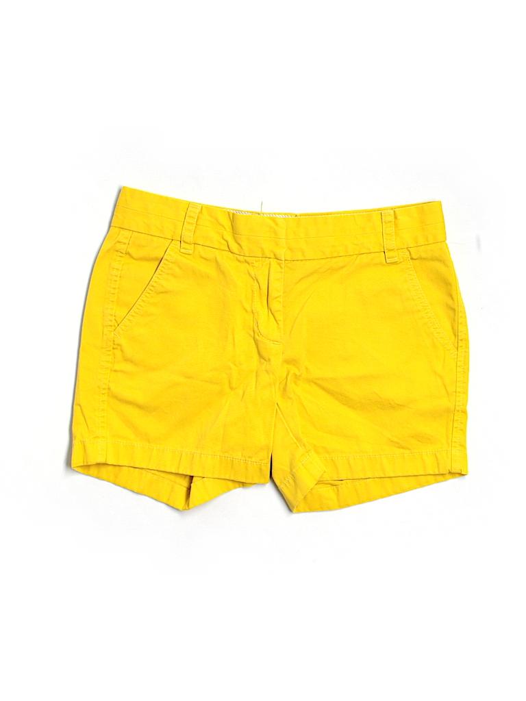 J. Crew Women Khaki Shorts Size 0