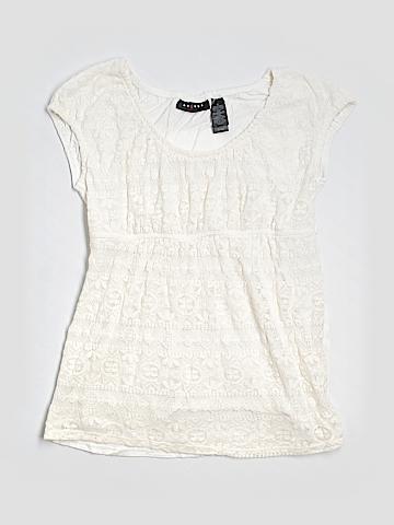 Axcess Short Sleeve Top Size M