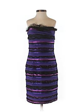 Marc Bouwer Glamit! Silk Dress Size 2