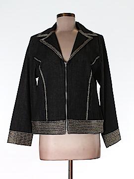 Bleu Bayou Denim Jacket Size M