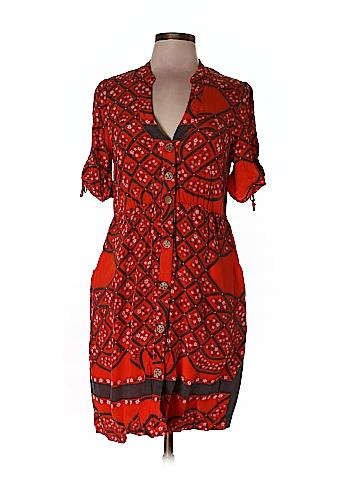 Moulinette Soeurs Silk Dress Size 10