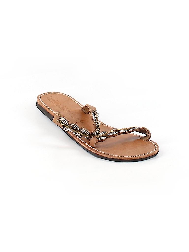Laid Back London Women Sandals Size 38 (EU)
