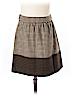 J. Crew Women Wool Skirt Size 00