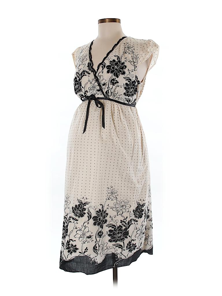 Mimi Maternity Women Casual Dress Size M (Maternity)