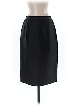 Kasper A.S.L. Silk Skirt Size 4 (Petite)