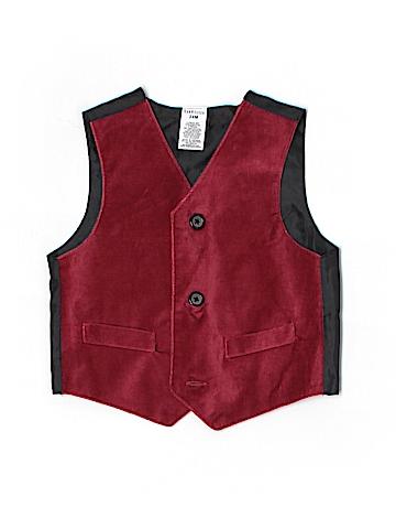 Van Heusen Tuxedo Vest Size 24 mo