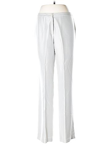 Due Per Due Silk Pants Size 8