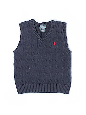 Polo by Ralph Lauren  Sweater Vest Size 3/3T