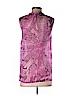 L'Agence Women Sleeveless Silk Top Size 2