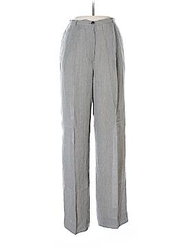 Giorgio Armani Linen Pants Size 8