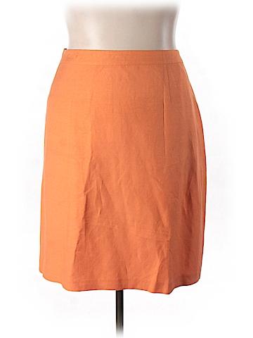 Jessica London Casual Skirt Size 28 (Plus)