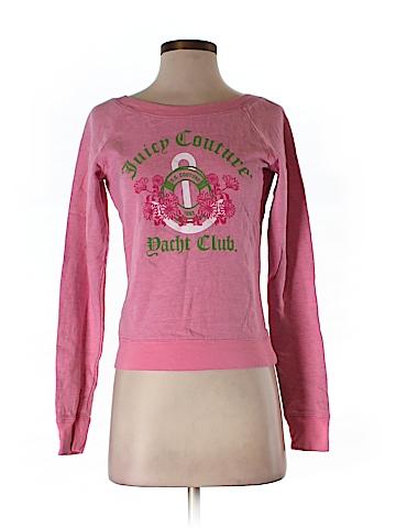 Juicy Couture Sweatshirt Size P