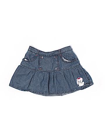 Crazy 8 Denim Skirt Size 5