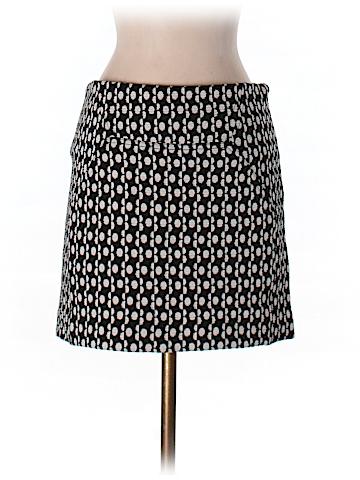 Diane von Furstenberg Women Wool Skirt Size 2