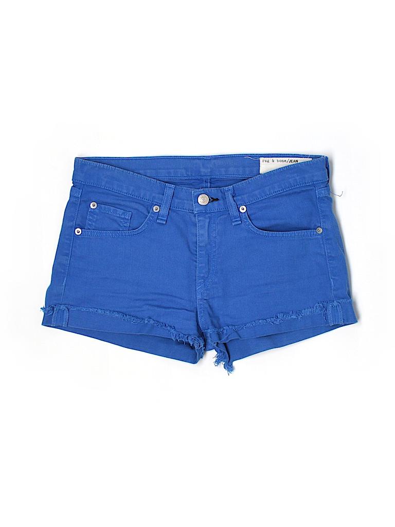Rag & Bone/JEAN Women Denim Shorts 27 Waist