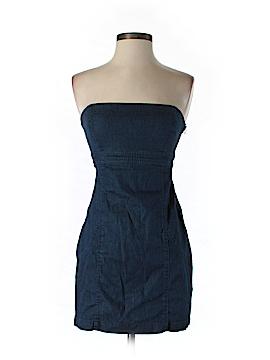 Trf Denim Rules Casual Dress Size M