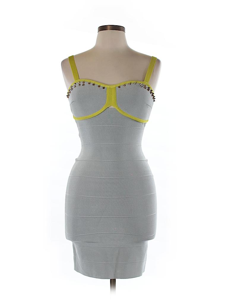 Herve Leger Women Cocktail Dress Size L