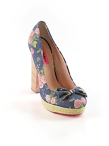 Betsey Johnson Heels Size 9 1/2