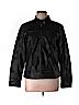 Brave Soul Women Faux Leather Jacket Size L