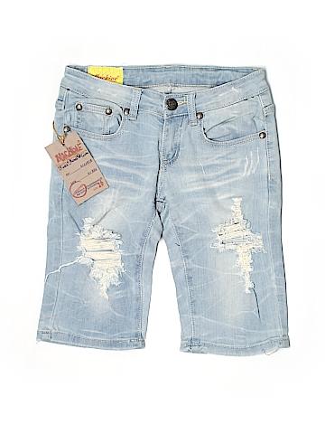 Machine Denim Shorts 26 Waist