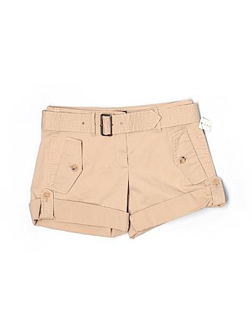 Theory Khaki Shorts Size 00