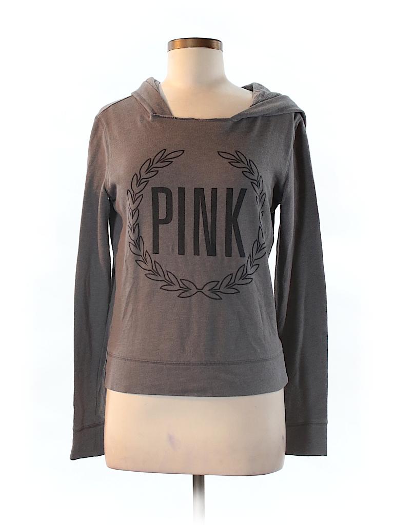 Victoria's Secret Pink Women Pullover Hoodie Size XS