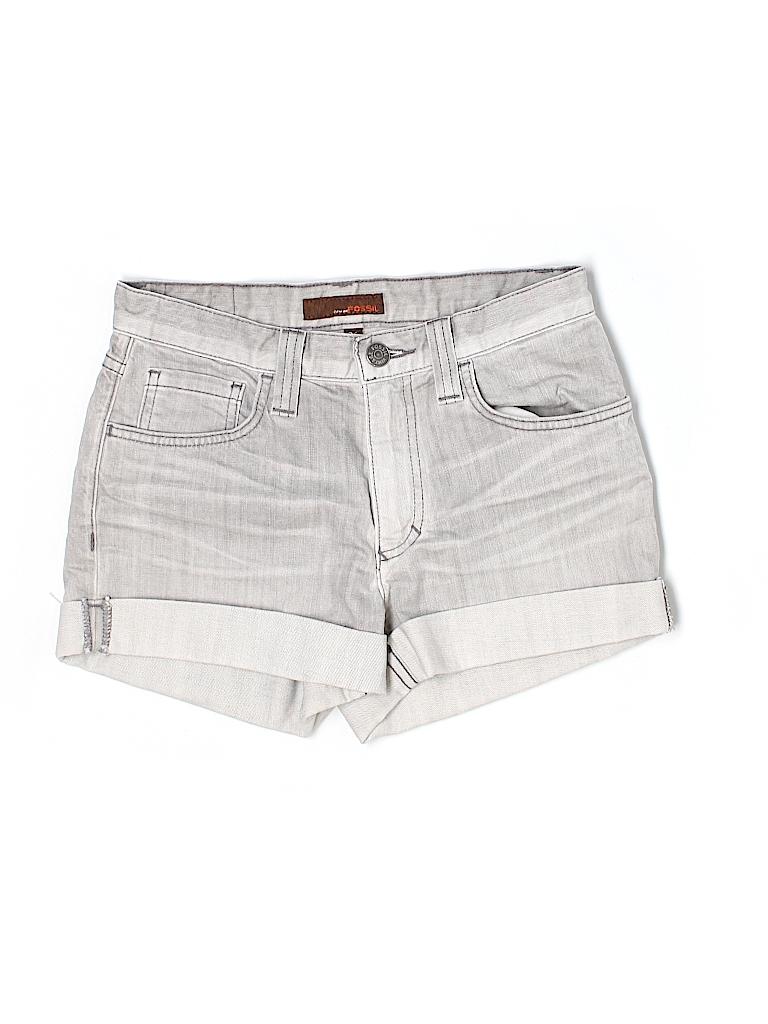 Fossil Women Denim Shorts 26 Waist