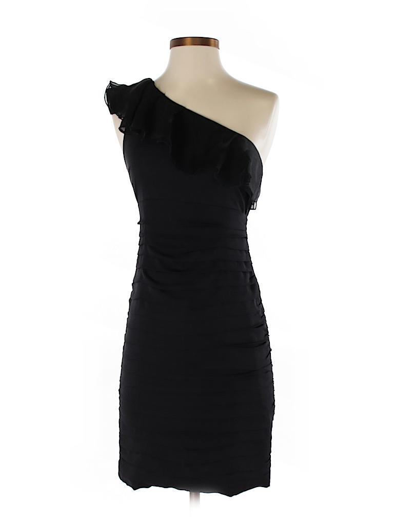 Alice + olivia Women Silk Dress Size 2
