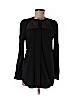 DKNYC Women Long Sleeve Blouse Size S