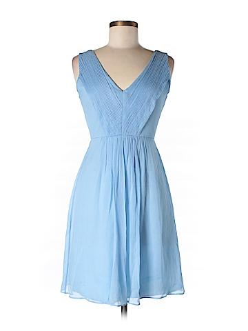 J. Crew Silk Dress Size 2 (Petite)