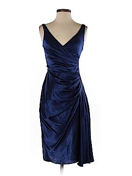 Maggy London Silk Dress Size 2