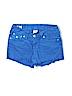 True Religion Women Denim Shorts 28 Waist
