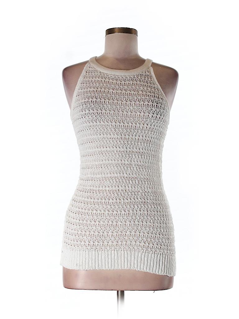 Ann Taylor LOFT Women Sleeveless Top Size M (Petite)