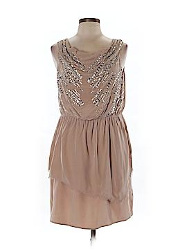 Madison Marcus Silk Dress Size L