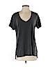 James Perse Women Short Sleeve T-Shirt Size 4