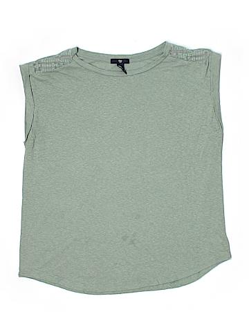 Gap Outlet Short Sleeve Top Size L